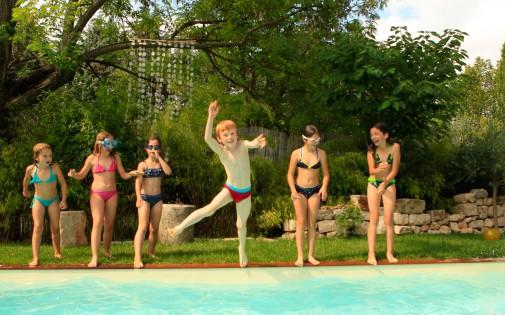 Adrien et ses girls