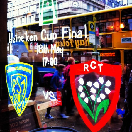 RCT-Clermont, finale H Cup