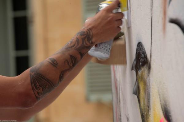street art-Montpellier- L7m