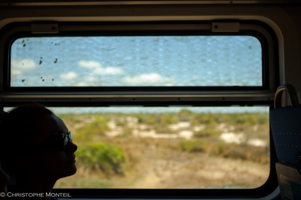 train from Trincomalee to Batticaloa (Sri Lanka)
