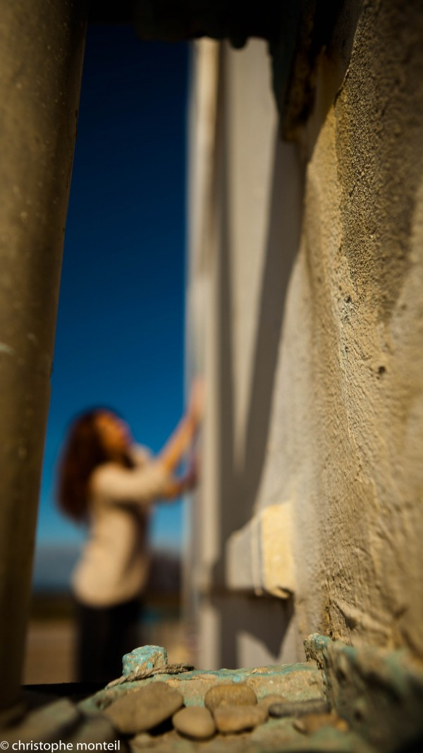 Noon, street artist