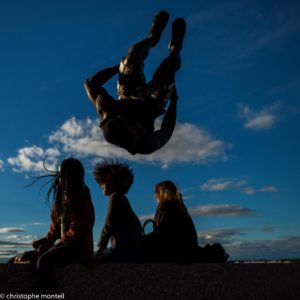 Ibrahim Bangoura - tricking à Montpellier, France - street - dance - parkour