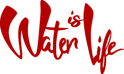LOGO_WATER_IS_LIFE_ROUGE 1