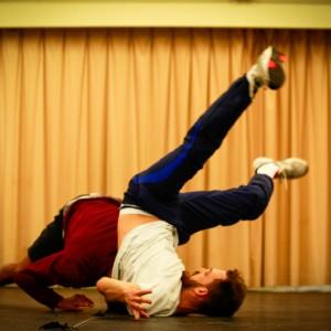 La mim H compagnie est une troupe de danse du chorégraphe Hamid El Kabouss. Christophe Monteil