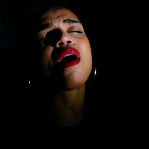 Nelly Lawson, jeune chanteuse montpellieraine
